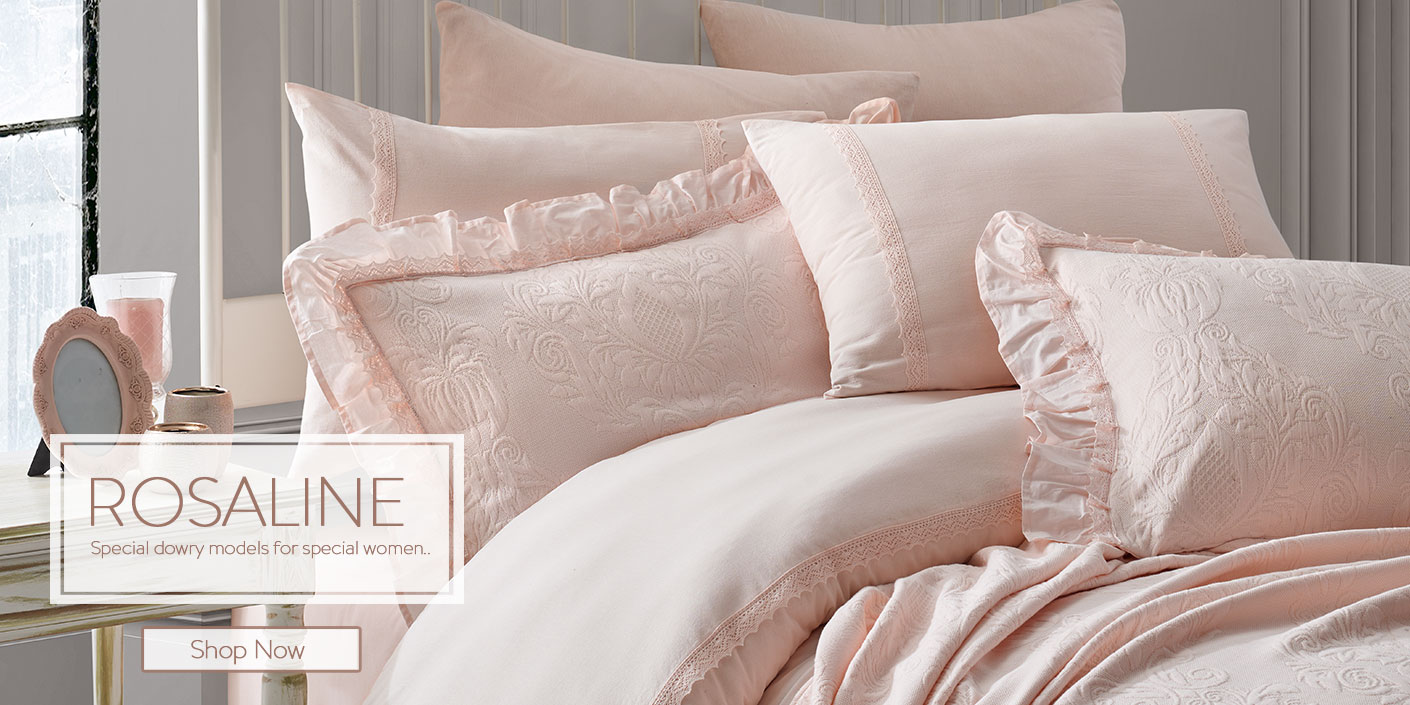 Rosaline Bed Cover Set