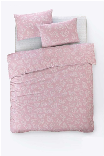 Fancy Double Size Duvet Cover Set Alize Pink